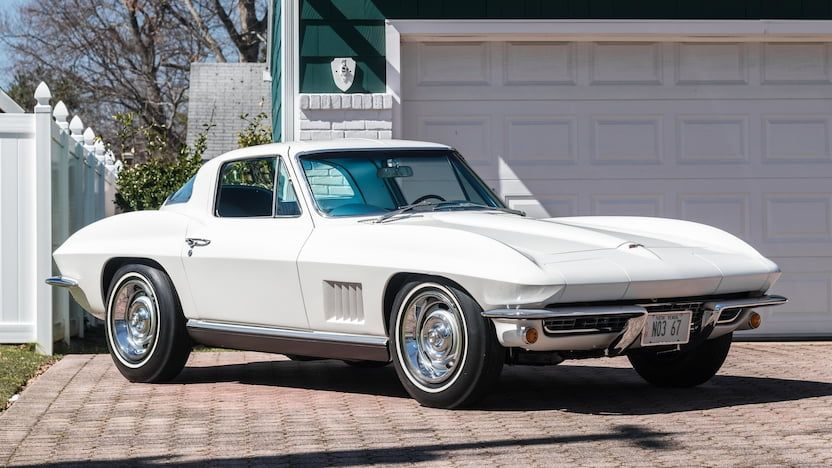 1967 Chevrolet Corvette N03 S154 Indy 2018 Corvette