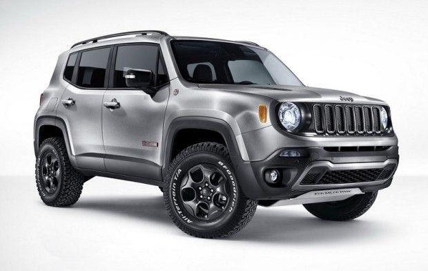 Jeep Renegade Ganha Conceito Com Inedito Reboque Tecnologico Com Imagens Jeep Renegade