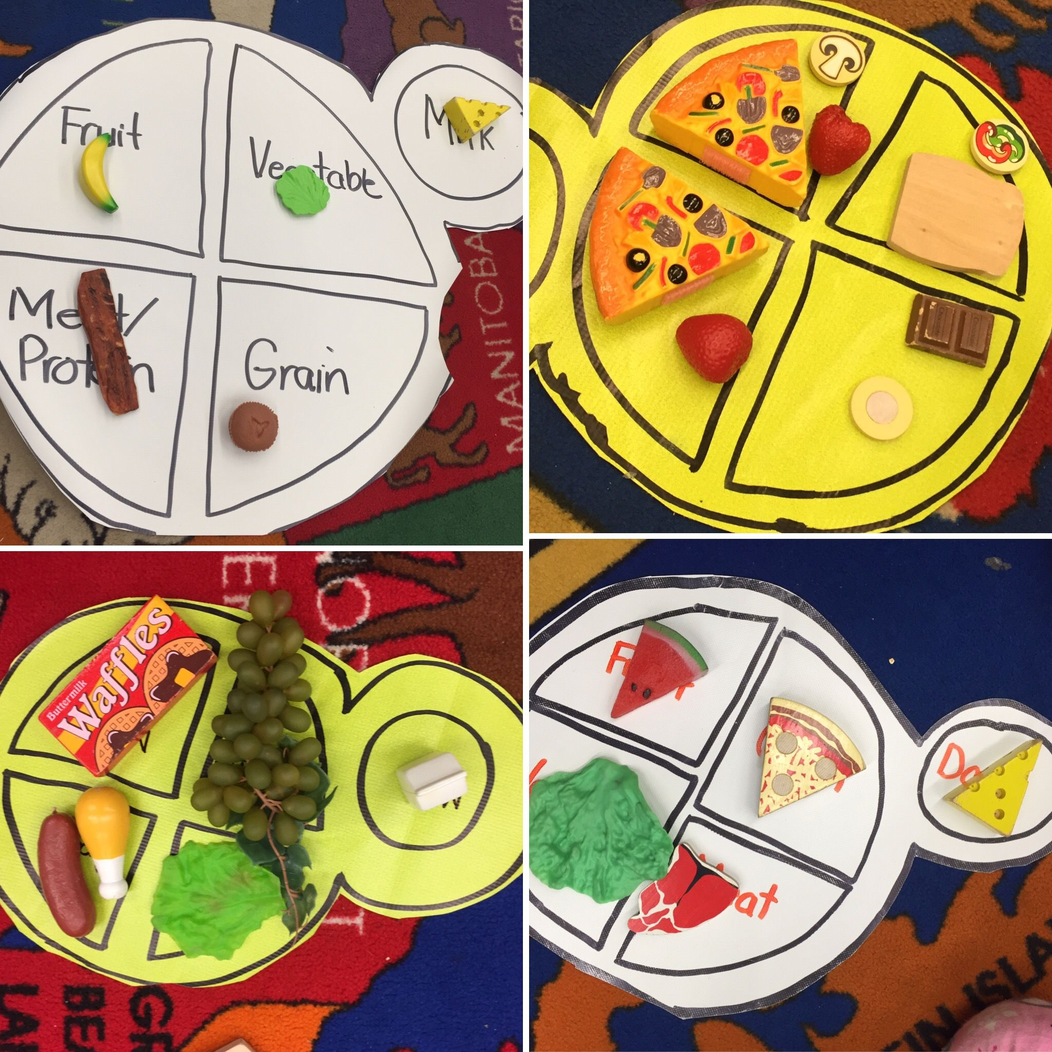 Primary Sorting Activity Using Graphic Organizers Like The