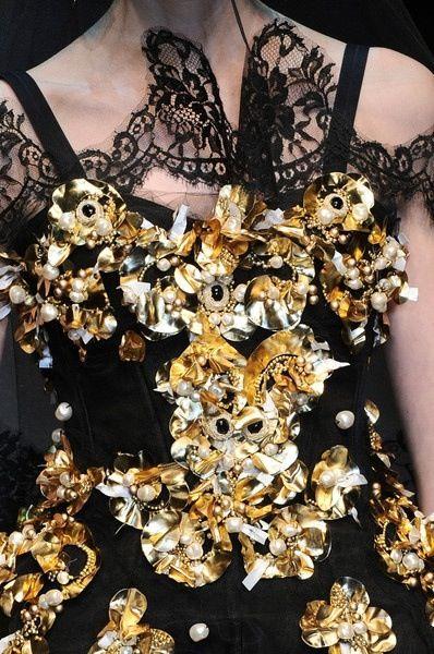 ♕Dolce & Gabbana Fall 2012
