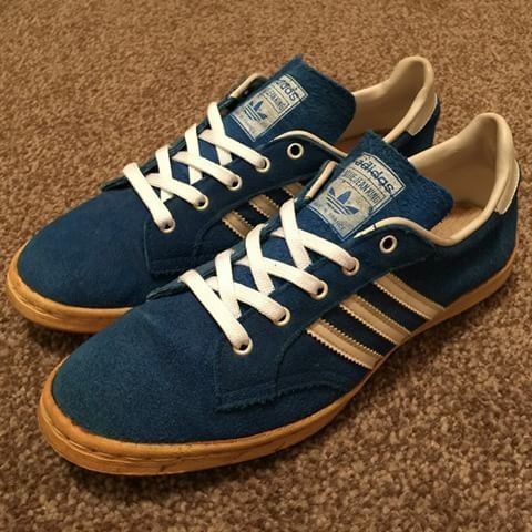 tal vez Inferir secundario  Adidas 'Billie Jean King' trainers made in France