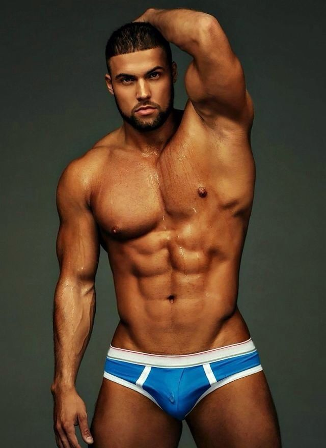 Alpha male symbol underwear