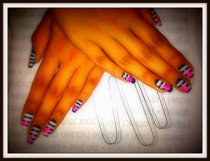 Chamki Nail Art India Bangalore 8147 228367 Nail Art Pinterest
