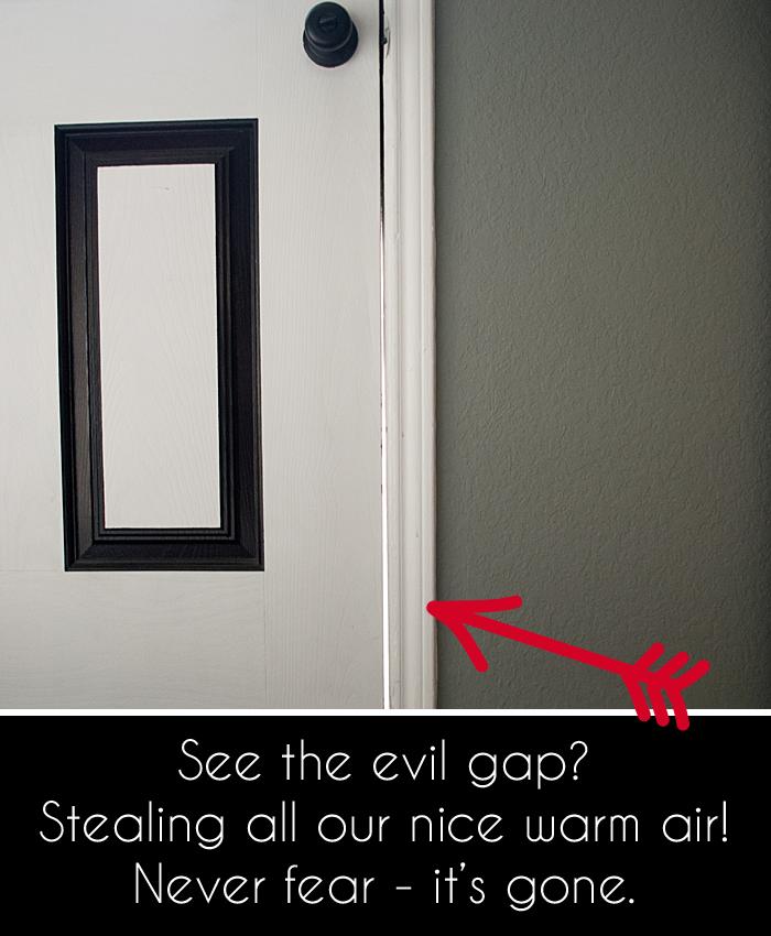 Mind The Gap Weatherproofing Doors Windows Weatherproofing