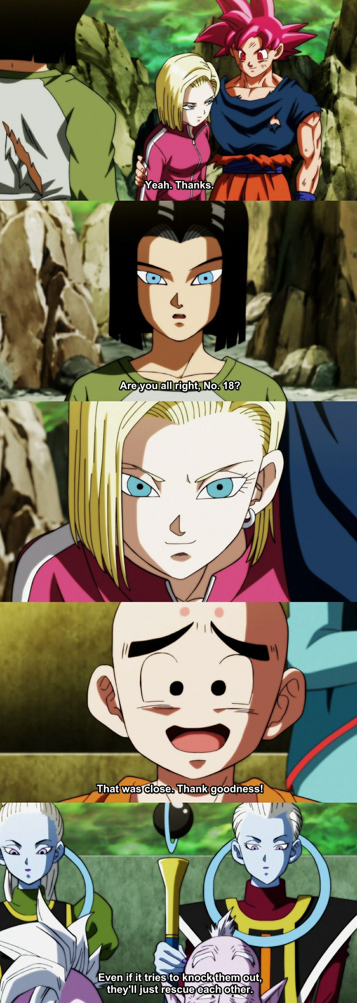 Android 17 Android 18 And Krillin Dragon Ball Wallpaper Iphone Dragon Ball Art Dragon Ball Z