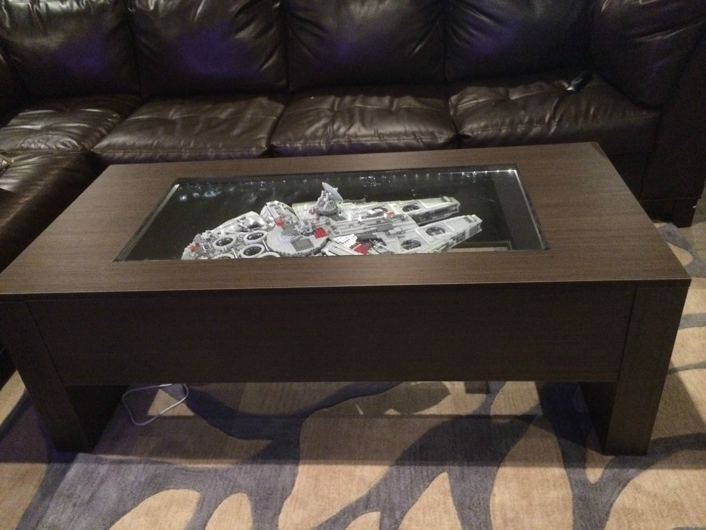 Couchtisch Millennium Falcon Millenium Falcon Table Hope You Like It In 2019 House Stuff