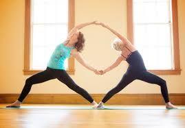pinemi lie on yoga postures  two people yoga poses