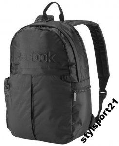 Dwukomorowy Plecak Szkolny Reebok Le Combi Ab1240 6367683584 Oficjalne Archiwum Allegro Black Backpack Backpacks Shoulder Bag Men