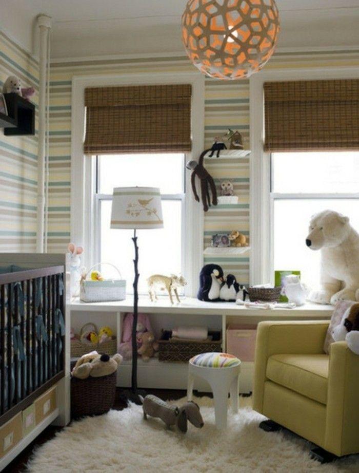 40 Ideen Für Schöne Kinderzimmer Fensterdeko   Archzine.net