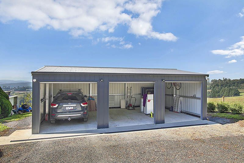 Single & Double Garage Shed Suppliers Melbourne Shed