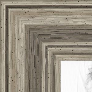 10x13 Silver Grey Ridged Frame Picture Frame Picture On Wood Wood Picture Frames Picture Frame Shop