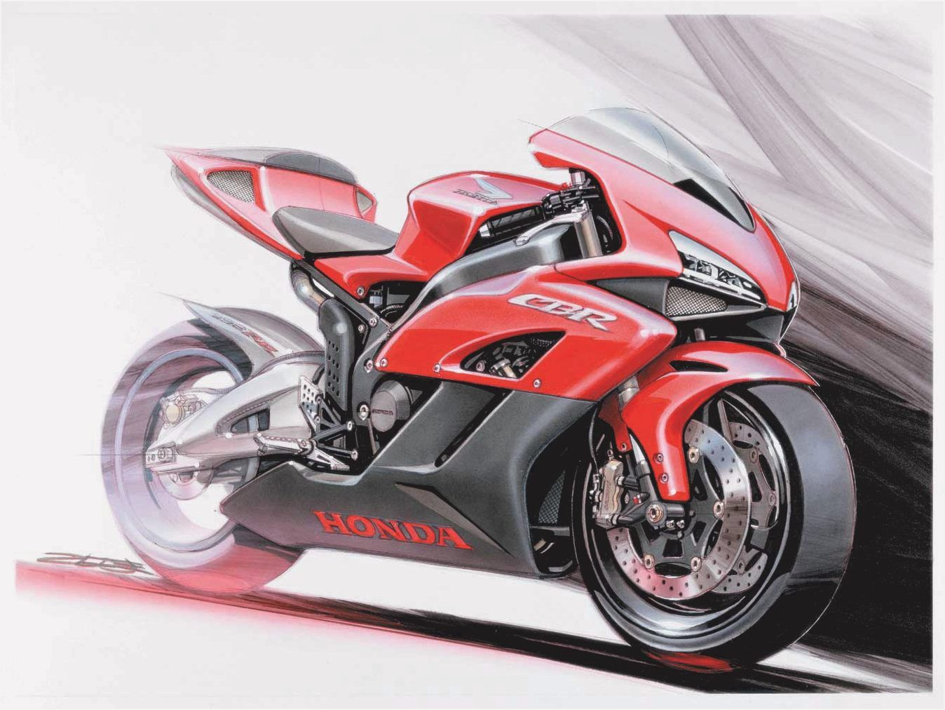 Honda cbr 2014 sports super sports bike photo - Hd Wallpaper And Background Photos Of Honda Cbr For Fans Of Motorcycles Images