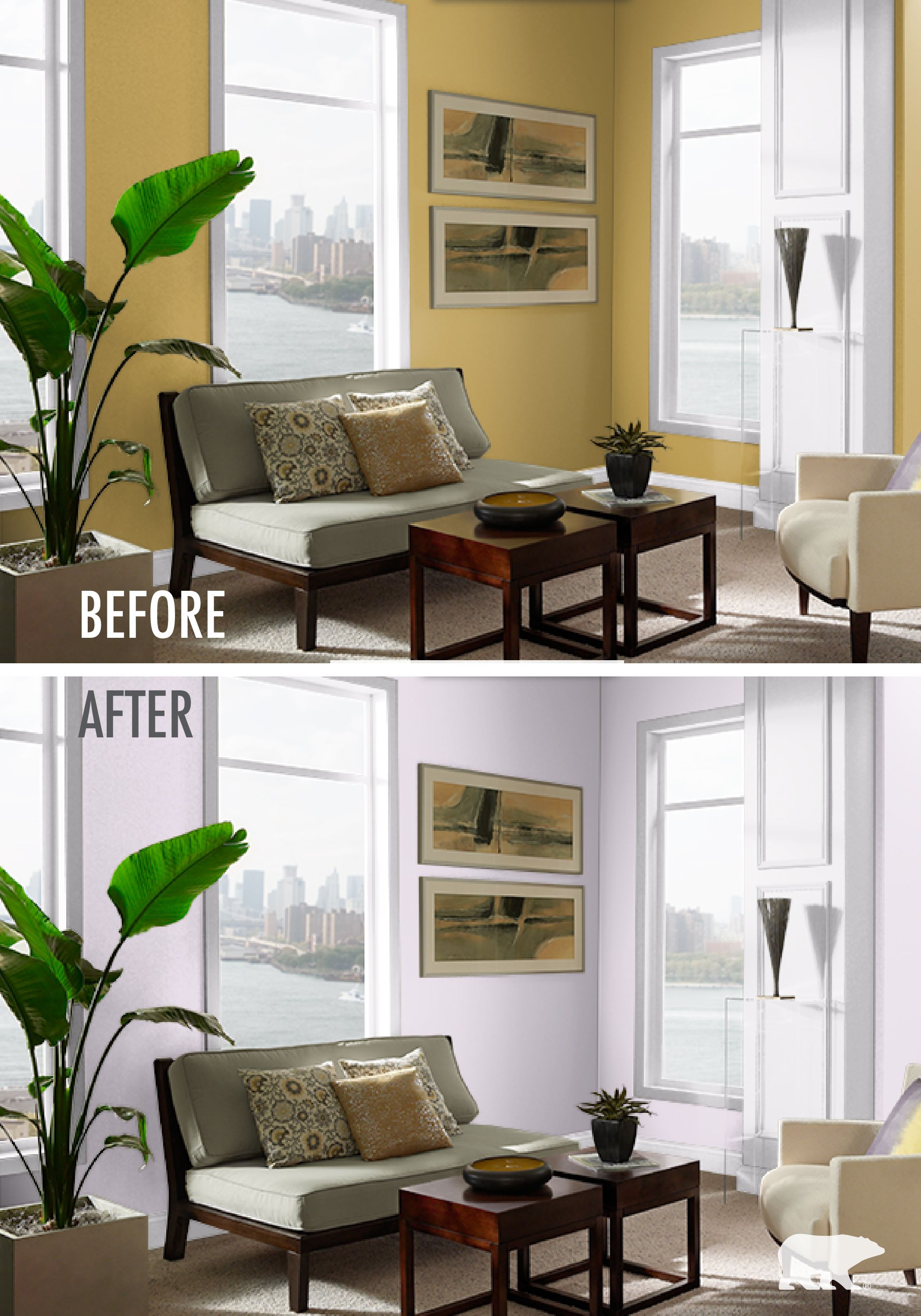 let the colors in your decor or artwork stand out while on behr paint visualizer id=77156