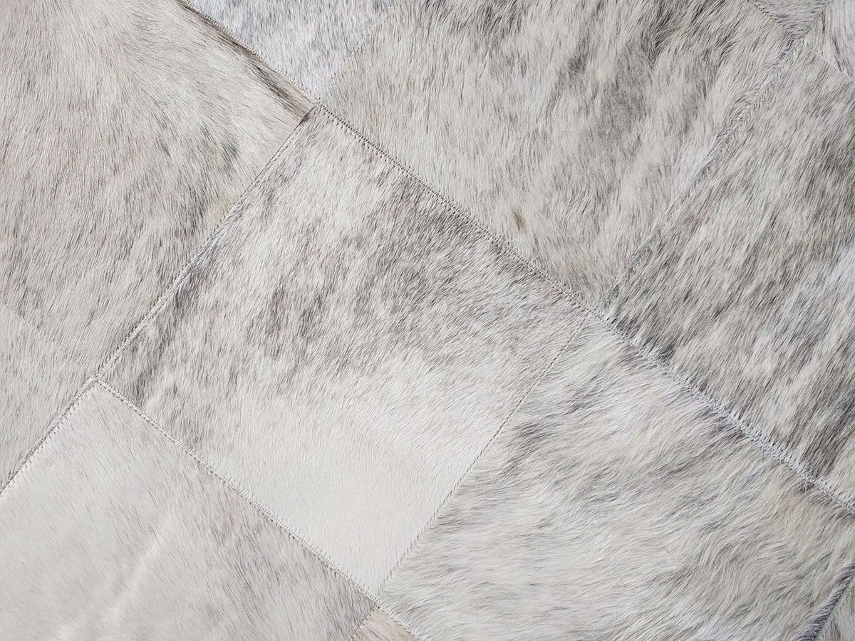 Custom Gray Brindle Cowhide Patchwork Rug In Squares Each Piece Is Hand Selected Especially By Our Ar Patchwork Cowhide Rug Patchwork Cowhide Brindle Cowhide