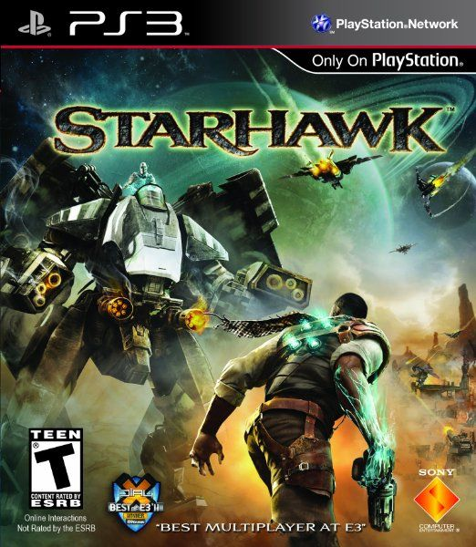 Starhawk Playstation 3 Amazon Video Games Playstation Video Game Games