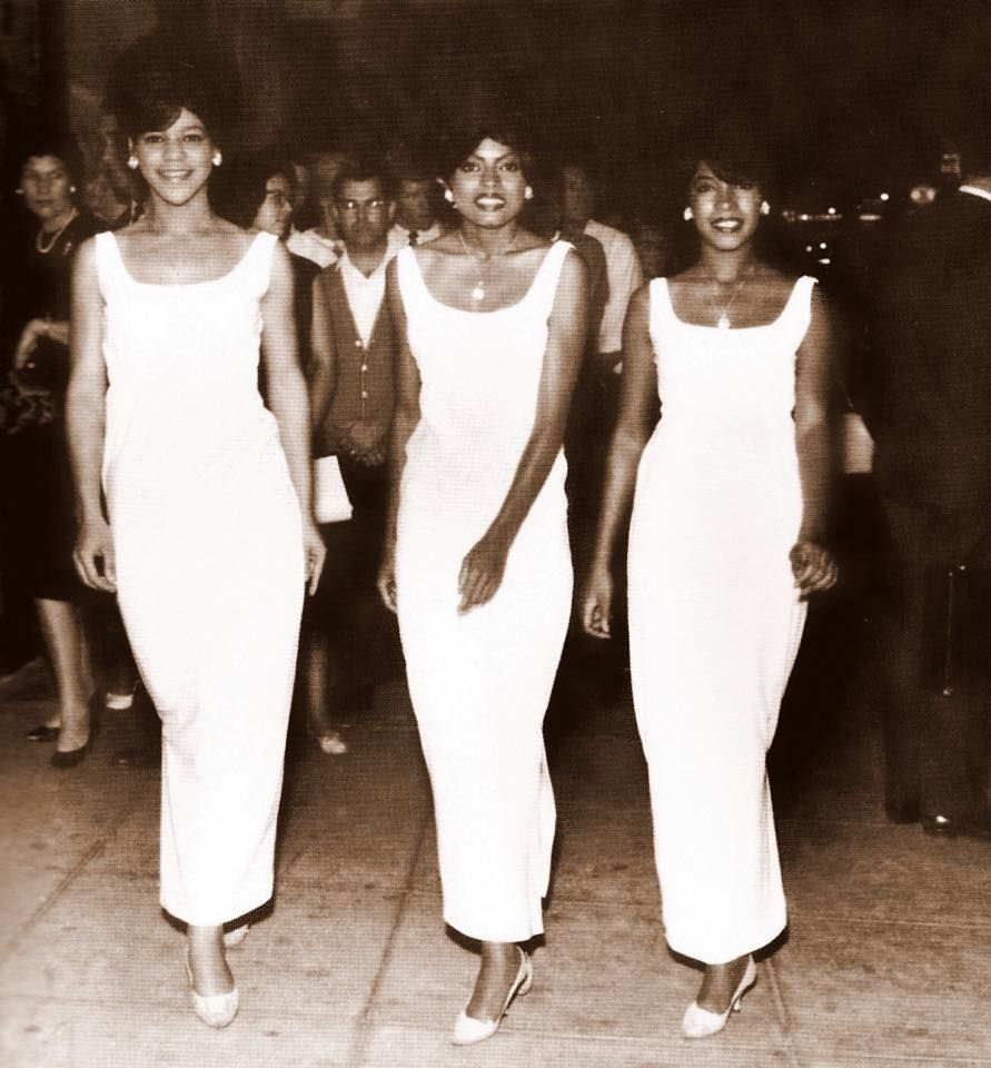 The Supremes - Florence, Diana, Mary