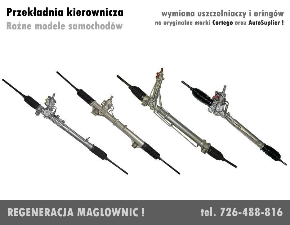 Profesjonalna Regeneracja Maglownic Kielce