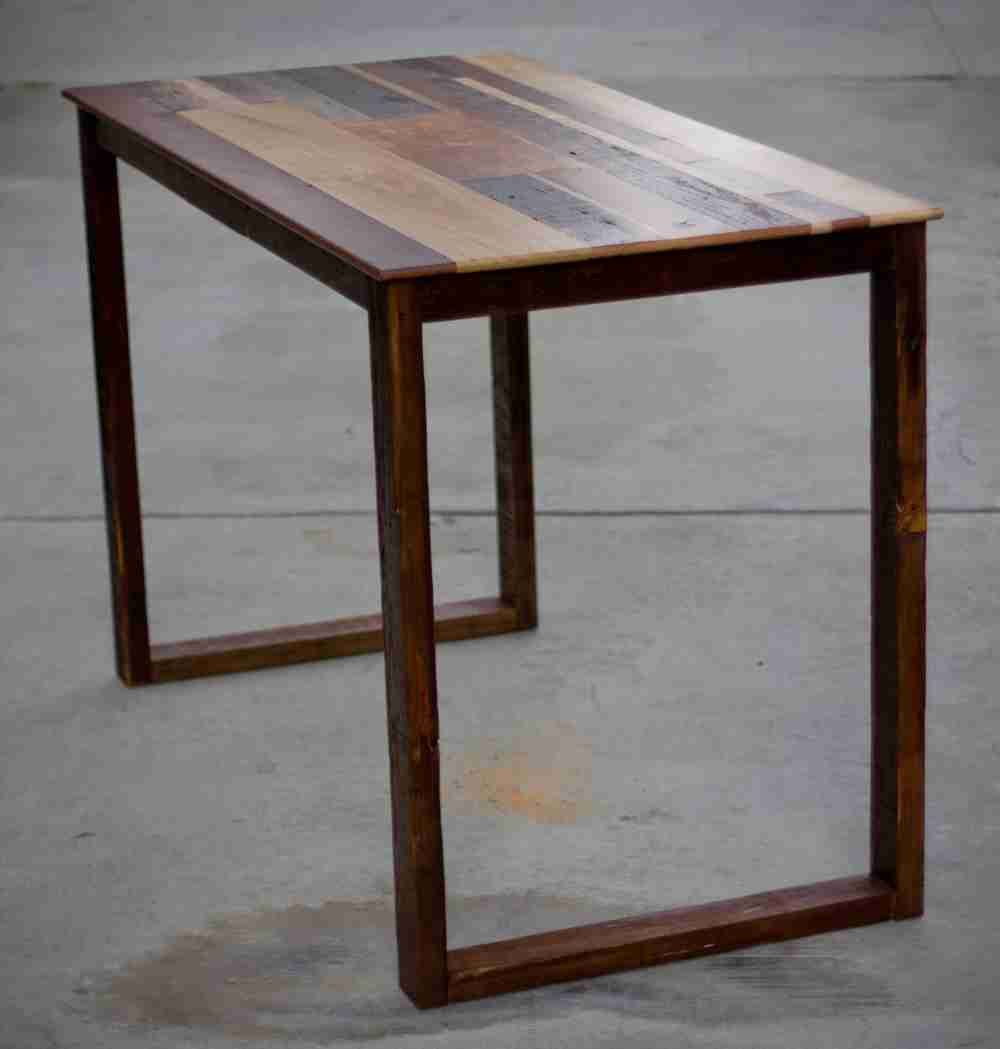 Wood Standing Desk TV Standing Desk Pinterest Wood desk