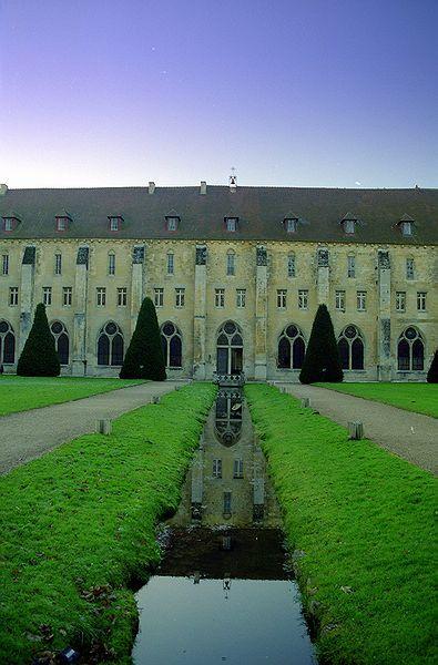 Abbaye de Royaumont, France