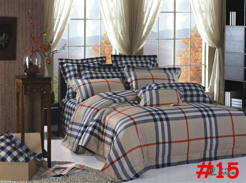 Striped Plaid Flag Bedding Sets 100 Cotton Bed Sheets Bed Linen Bed Set Comforter Duvet Cover 4pcs Bedclothe Bedding Sets Comforter Duvet Cover Bed Linen Sets