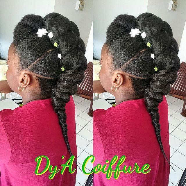Dyacoiffure Dy A Coiffure On Instagram Hair Pinterest Hair