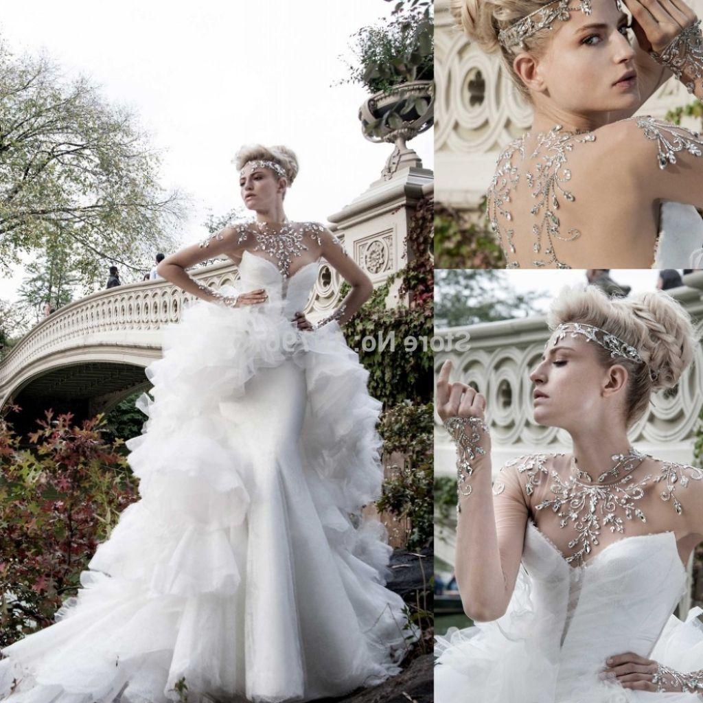 Expensive Bridal Dresses 2016 - http://misskansasus.com/expensive ...