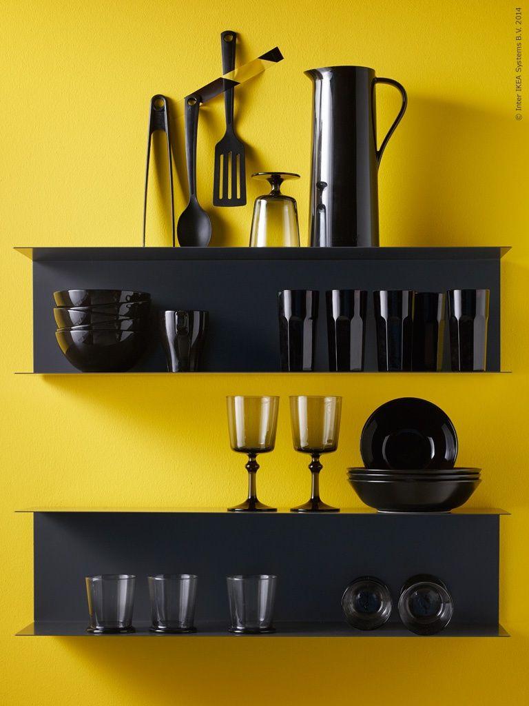 Ikea Botkyrka antraciet (vanaf febr.) | SHELF | Pinterest | Ikea ...
