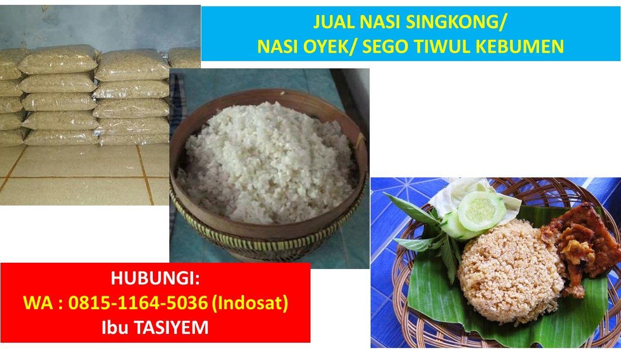 Termurah Wa 0815 1164 5036 Beli Tiwul Instan Semarang Makanan Nutrisi Diet