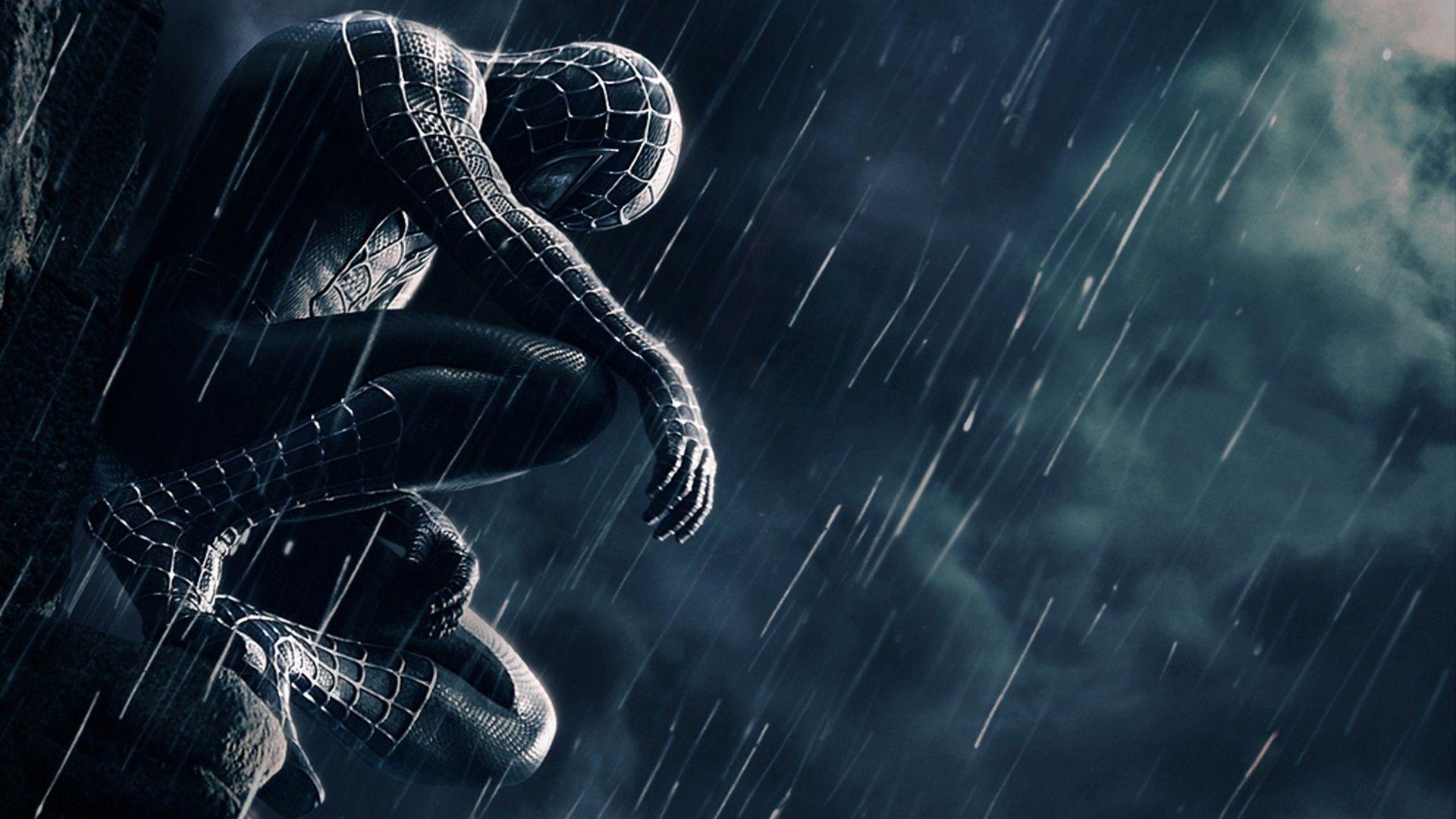 Fondo De Pantalla De Spiderm An Para Iphone G6d Spiderman Pictures Rain Wallpapers Amazing Spiderman Movie
