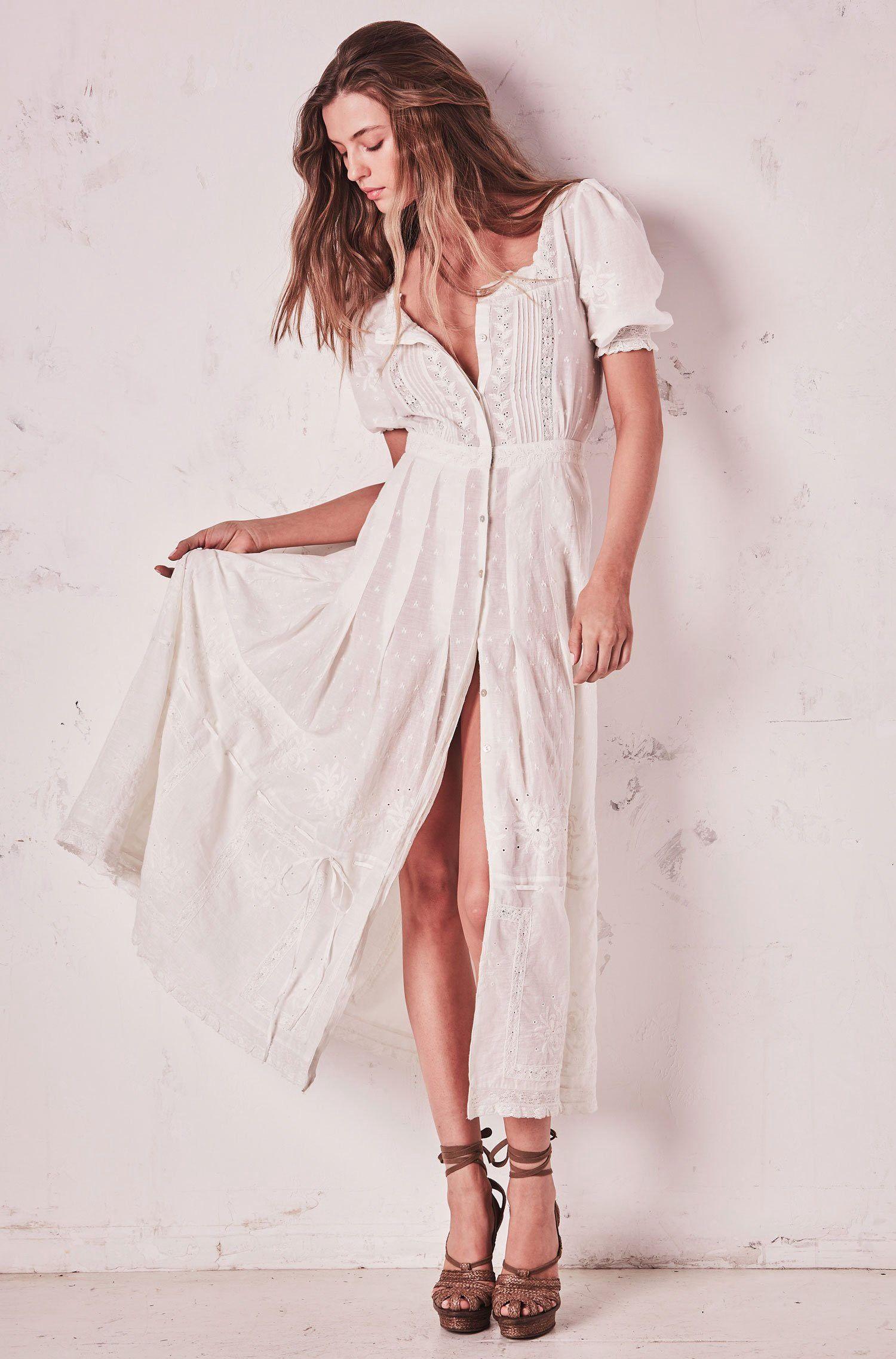 dfd01554262 Helena Dress by LoveShackFancy in 2018 | Products | Pinterest ...