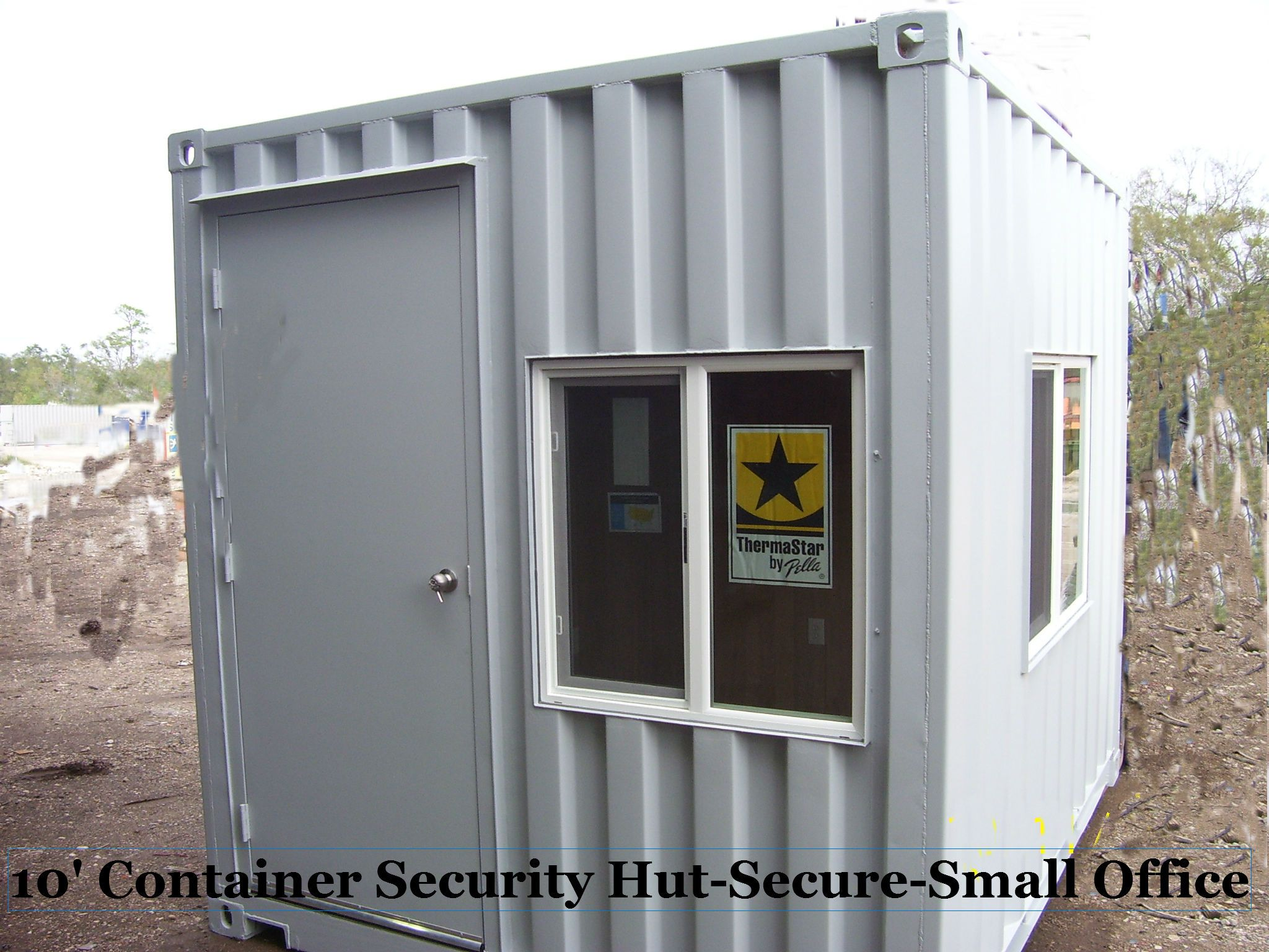 Our Shipping Containers Have Endless Possibilities Call Us At 1 800 520 9777 Small Office Shipping Container Outdoor Decor