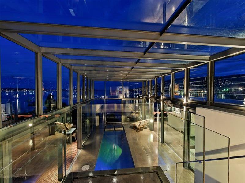 Glass Roof House kay housemaria gigney architects | architects, glass roof and