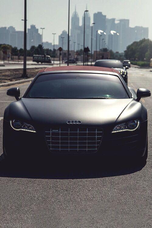 Cool Audi Audi R Spyder Black X Maroon Top Street Toys - Black cool cars