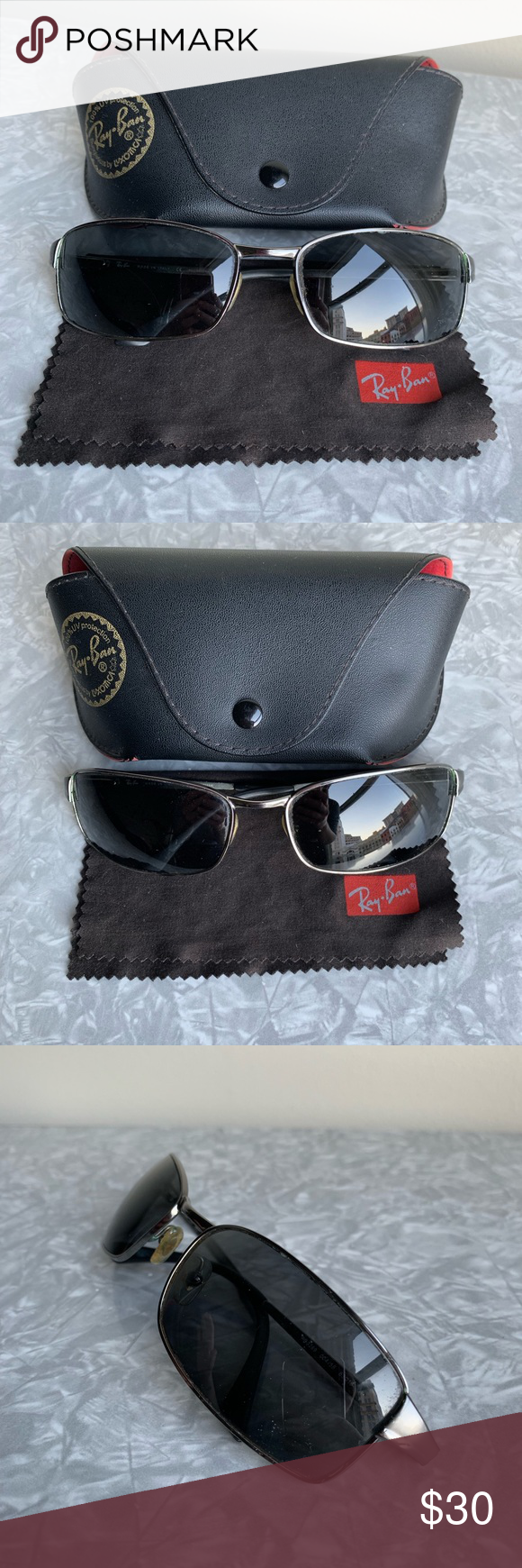 6faf4c74c1 Ray-Ban RB3269 Sunglasses Frames Selling as frames only for you to replace  with your