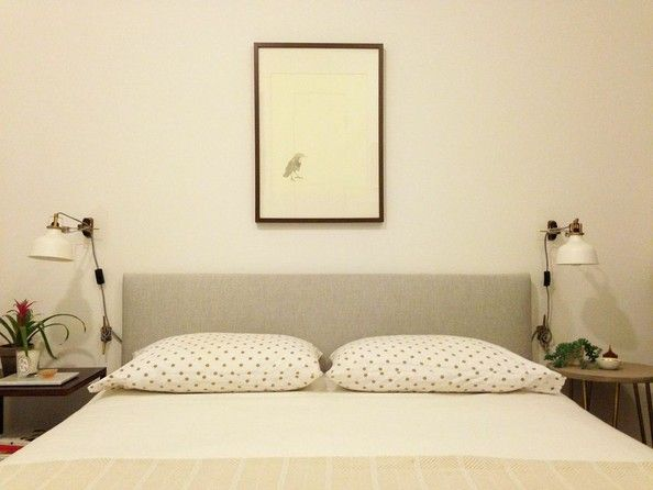 All Done Diy Pinterest Ikea Ikea Headboard And Diy