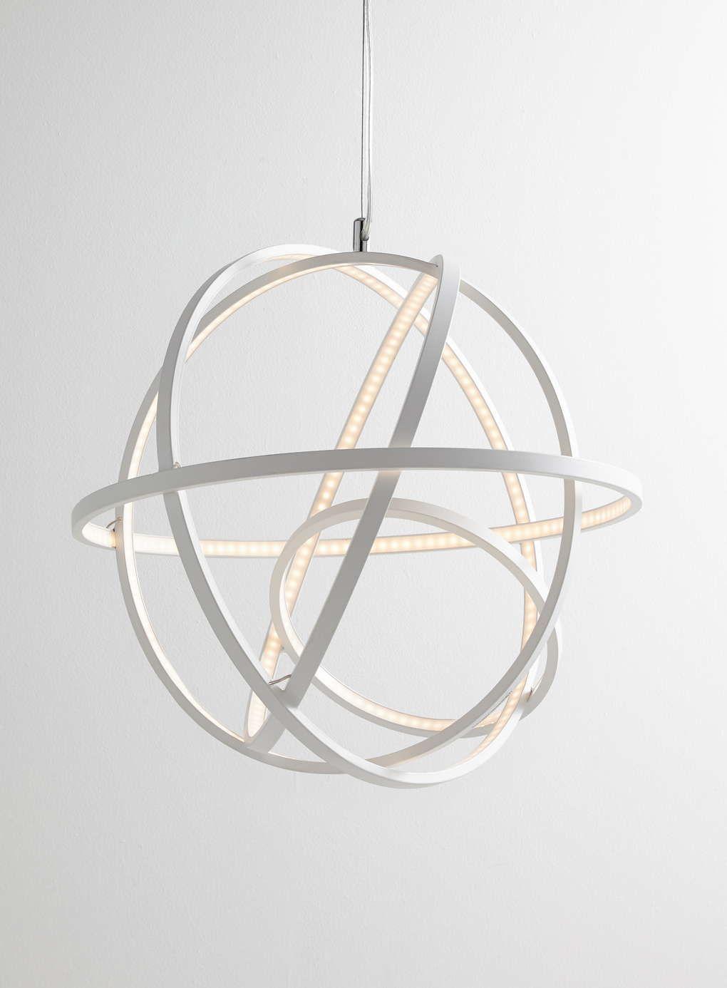 White Katya LED Ceiling Light Pendant - BHS   Sidney   Pinterest ...