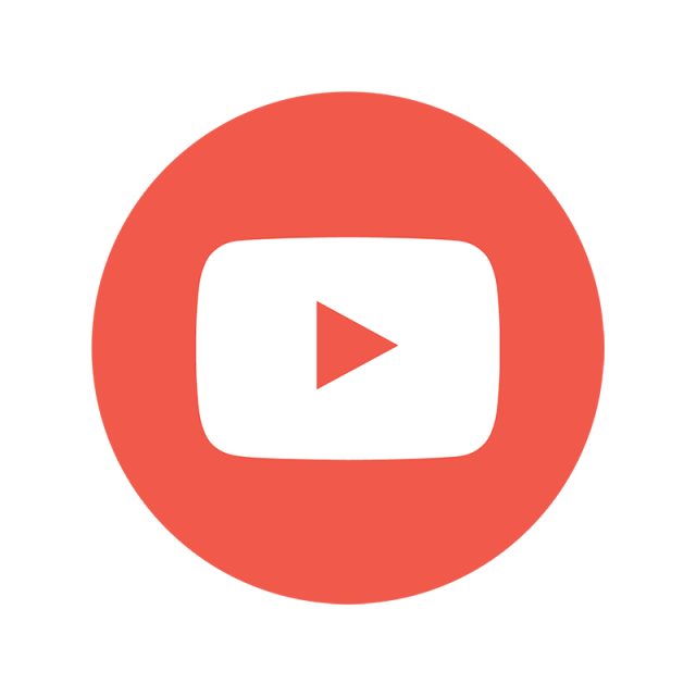 Youtube Color Icon, Youtube, Youtube Logo, Youtube Icon