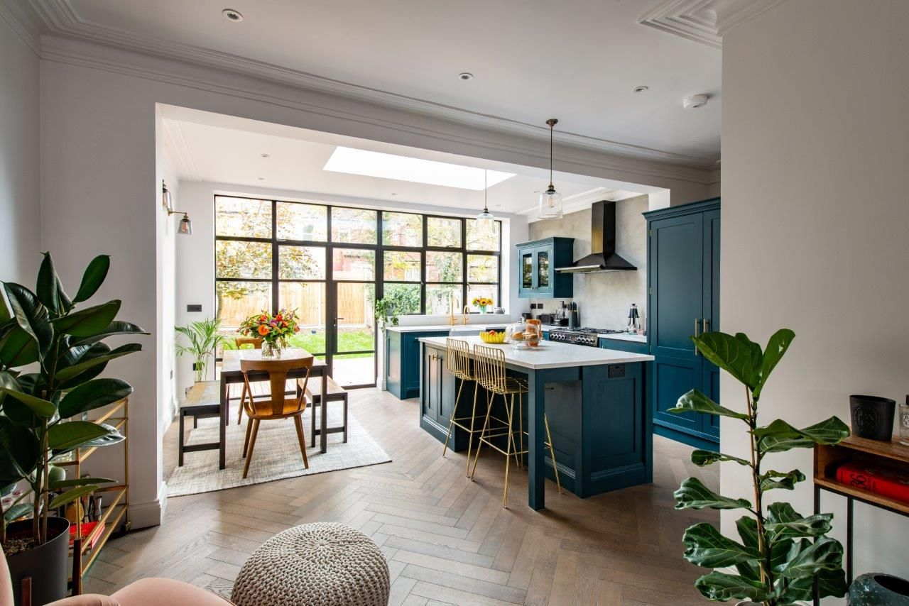 Best Kitchen Extension In London Lily Pebbles Ideas And 400 x 300