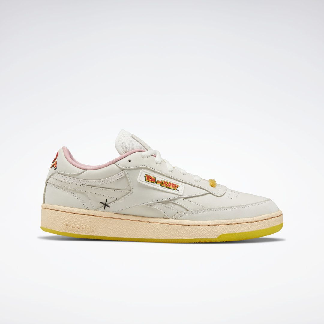 Tom and Jerry Reebok Club C Revenge Shoes in 2020 | Reebok