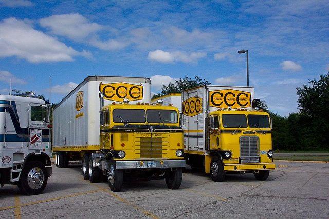 Kenworth and Freightliner