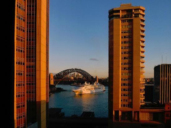 Bridge at Sunrise #Sydney #Australia  http://www.tripadvisor.com.au/ShowForum-g255060-i122-Sydney_New_South_Wales.html