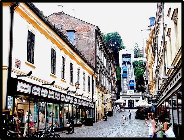 Zagreb Zagreb Croatia Street View