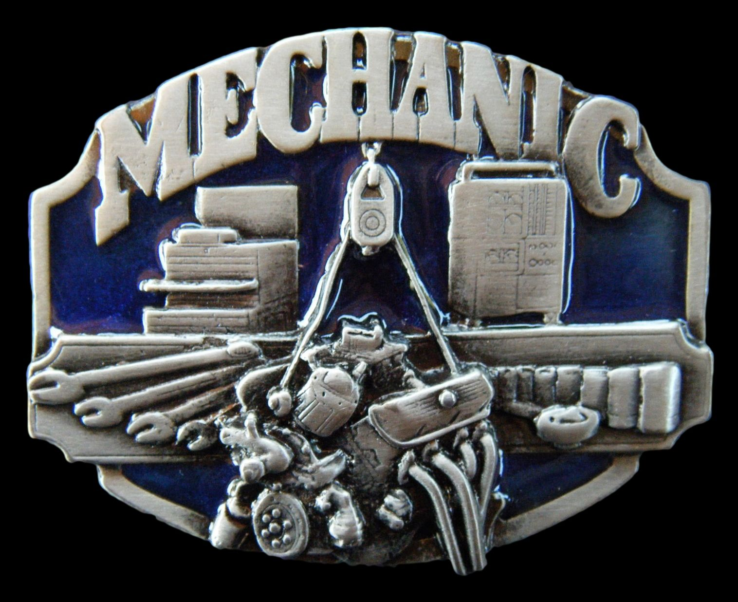 CAR MECHANIC BELT BUCKLES MECHANICS CARS TRUCKS GARAGE MEN'S TOOLS  BUCKLE #mechanic #mechanicbuckle #mechanicbeltbuckle #beltbuckles #carbeltbuckle #occupation #mechanictools
