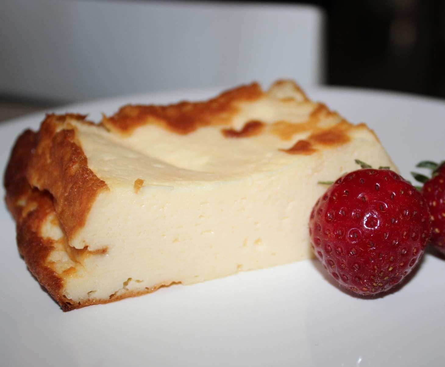 Recept Pečený tvarohovo-jogurtový dezert od Jarki - Recept z kategorie Dezerty a sladkosti
