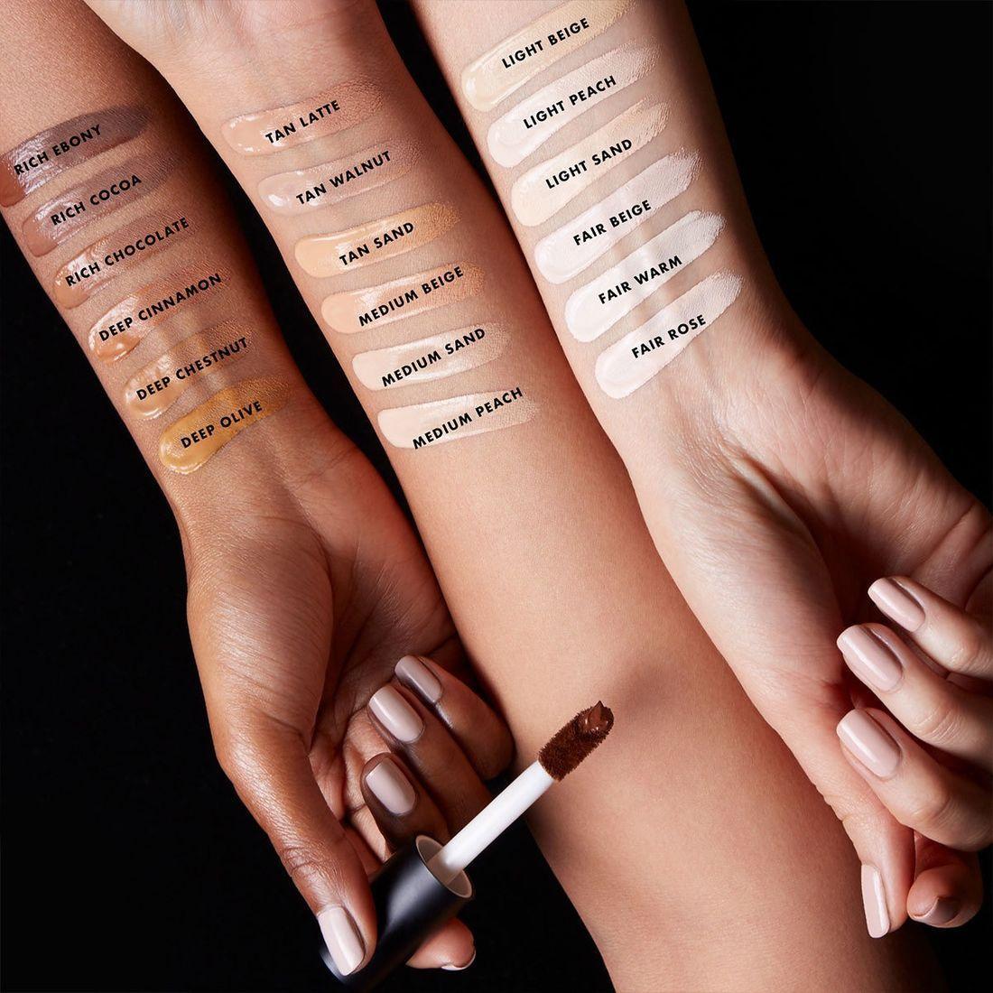 Beauty Blender Or Brush For Full Coverage: Concealer, Contouring, Highlighting