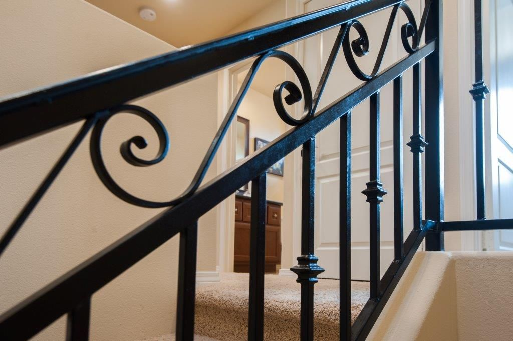 Staircase in the village at hubbard in sylmar by california home
