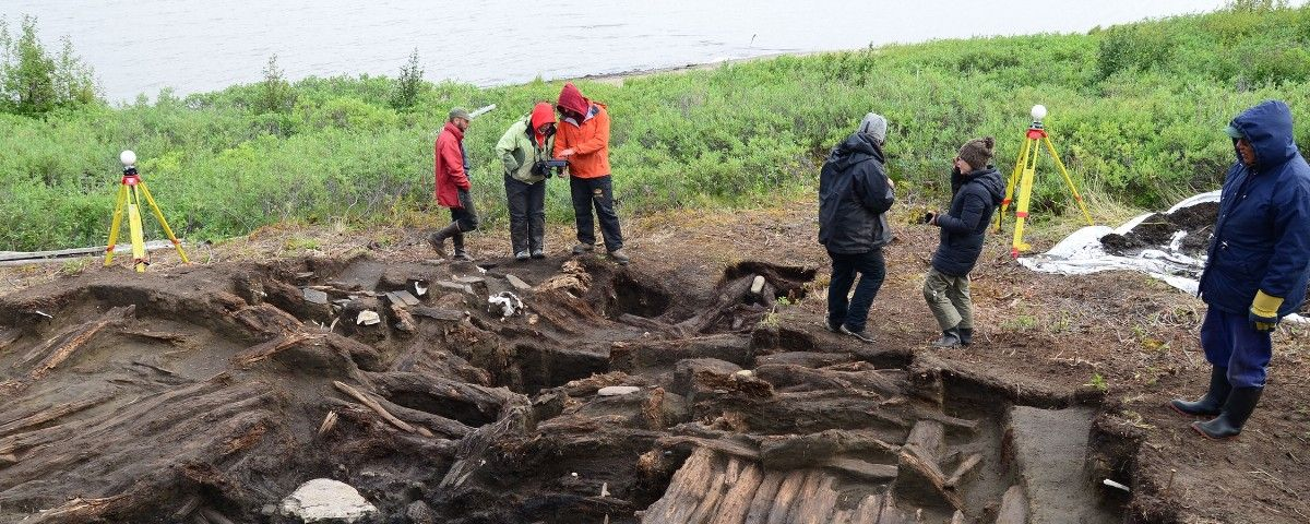 The Great Arctic Thaw Is Seriously Worrying Archaeologists | Motherboard