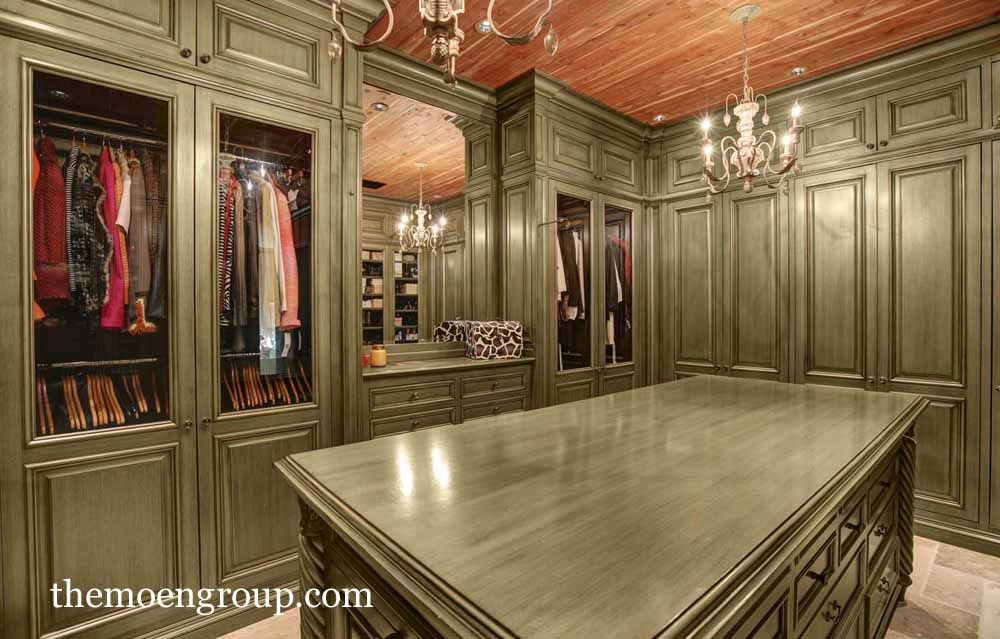 Closet In Bedroom Decor Property luxury master closets | closet dressing room warm and inviting