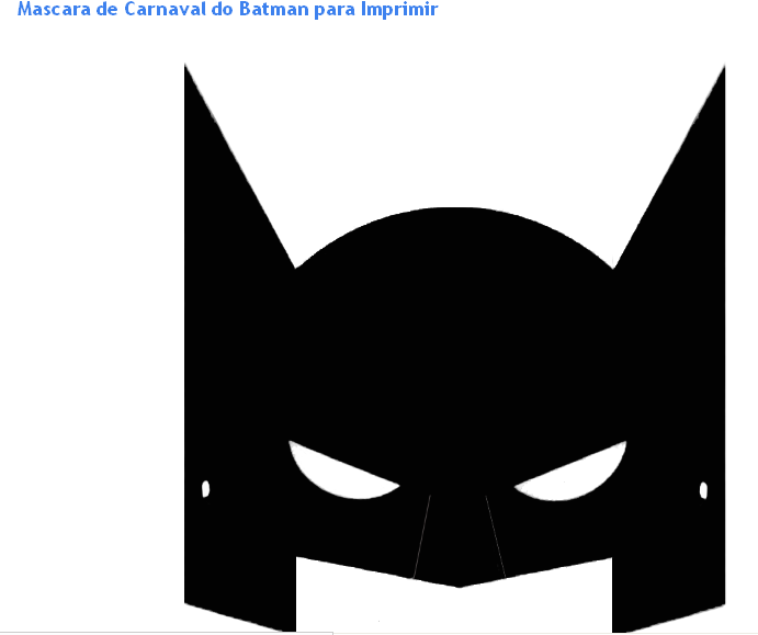 Molde Mascara Batman Pesquisa Google Mascara Do Batman Molde Mascara Batman Festa Infantil Batman