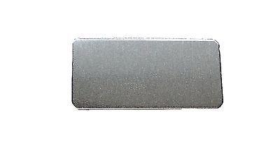"Nickel Silver Sheet Bracelet Blanks 24ga 6/"" x 1/""  .51mm Thick Pkg Of 2"